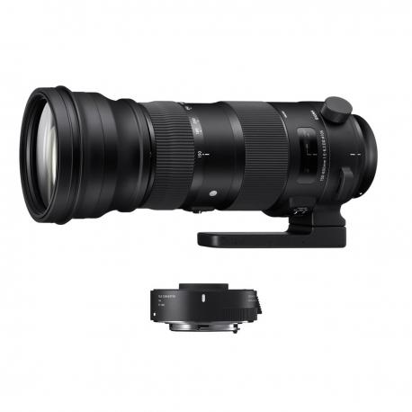 Sports | 150-600mm F5-6.3 DG OS HSM + TC-1401 pour Canon