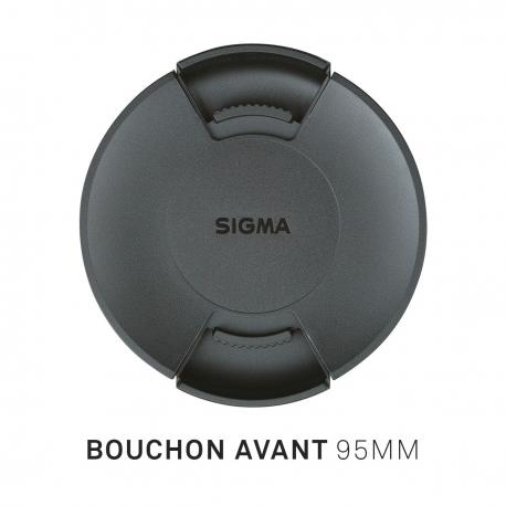 Bouchon avant d'objectif diamètre 95mm