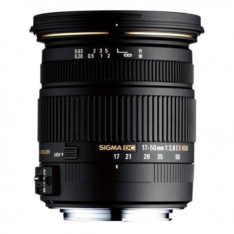 17-50mm F2.8 EX DC OS HSM *3