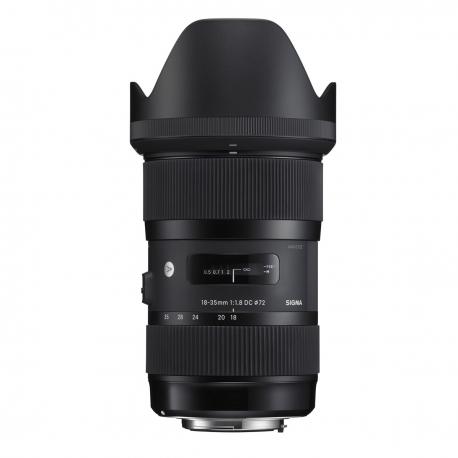 18-35mm F1.8 DC HSM | Art