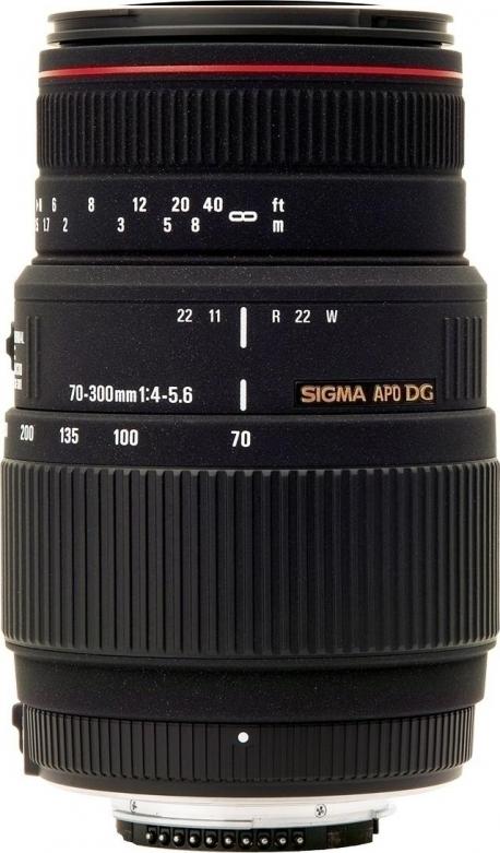APO 70-300mm F4-5.6 DG MACRO