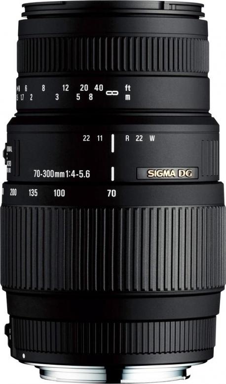 70-300mm F4-5.6 DG MACRO