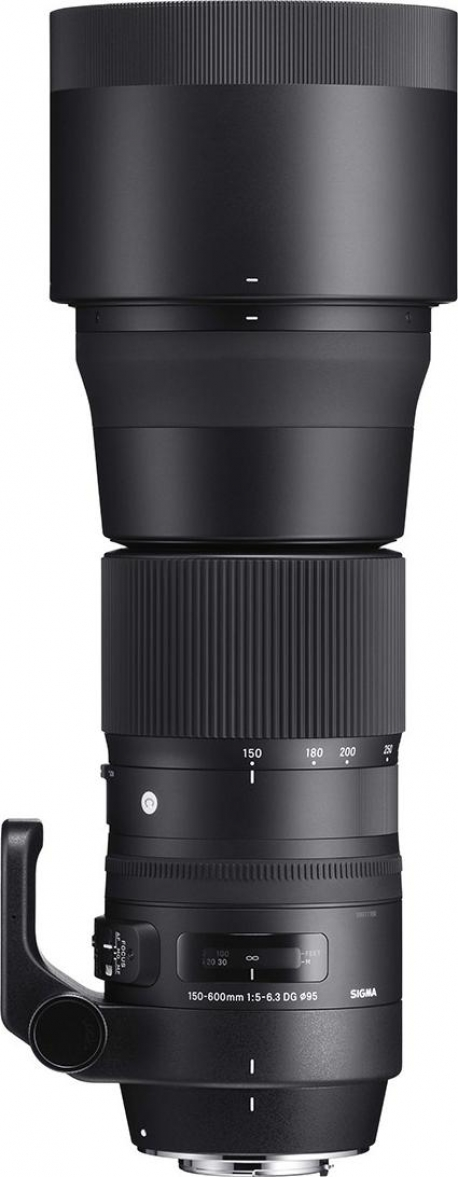 150-600mm F5-6.3 DG OS HSM | Contemporary