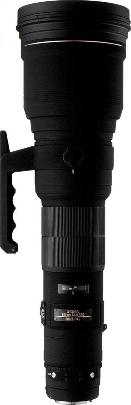 APO 800mm F5.6 EX DG HSM