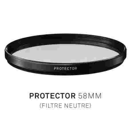 Filtre neutre diamètre 58mm