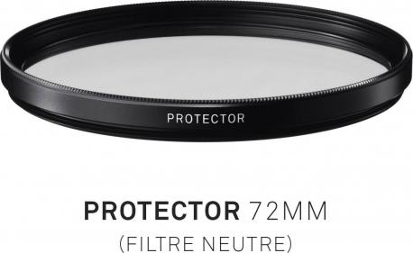 Filtre neutre diamètre 72mm