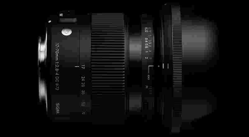 17-70mm F2.8-4 DC MACRO OS HSM |Contemporary