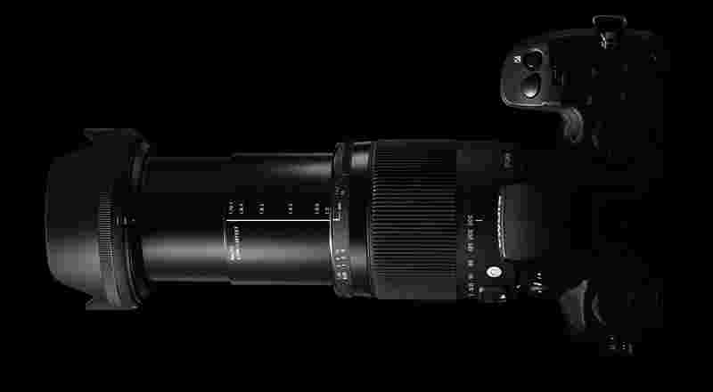18-300mm F3.5-6.3 DC MACRO OS HSM |Contemporary