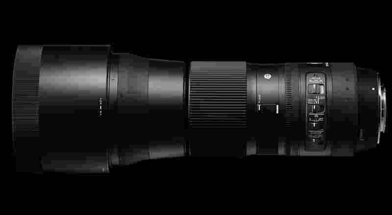 150-600mm F5-6.3 DG OS HSM | Contemporary