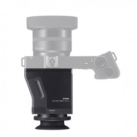 Viseur optique pour écran LCD LVF-01 pour dp Quattro