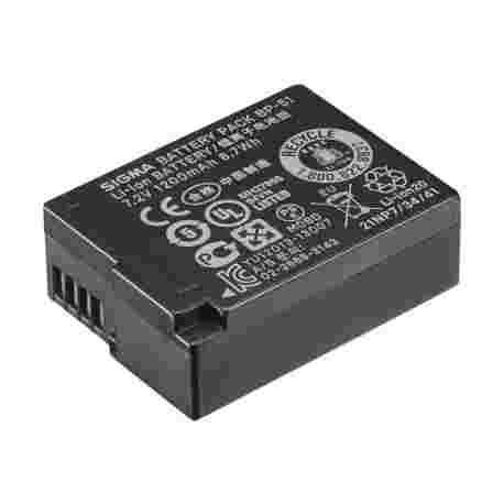 Batterie Li-ion BP-51 pour dp Quattro