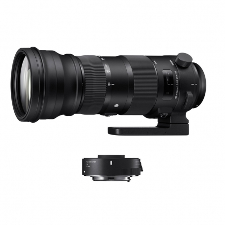 Sports | 150-600mm F5-6.3 DG OS HSM + TC-1401 pour SIGMA