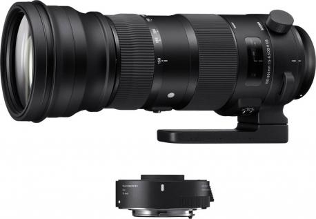 Sports   150-600mm F5-6.3 DG OS HSM + TC-1401 pour SIGMA