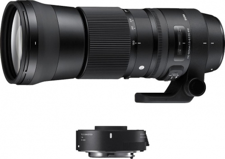 Contemporary   150-600mm F5-6.3 DG OS HSM + TC-1401 pour SIGMA