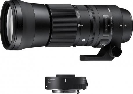 Contemporary | 150-600mm F5-6.3 DG OS HSM + TC-1401 pour Canon
