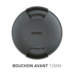 Bouchon avant d'objectif diamètre 72mm