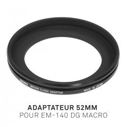 Adaptateur 52mm pour EM-140 DG MACRO