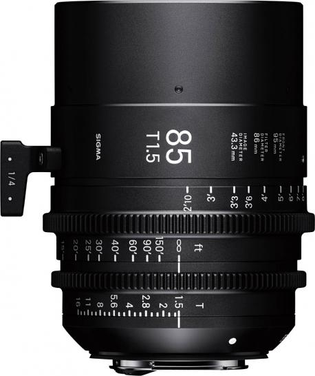 85mm T1.5 FF