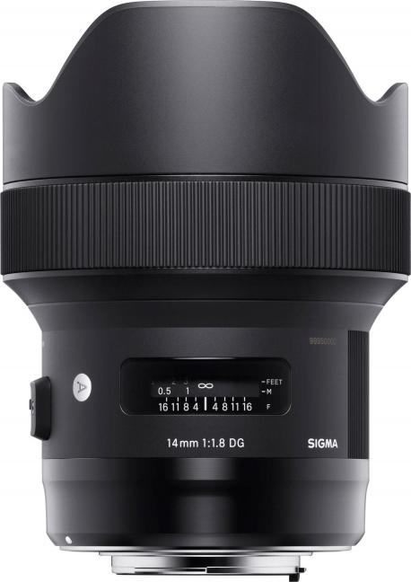 14mm F1.8 DG HSM