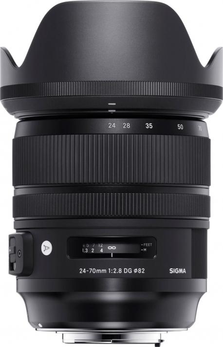 24-70mm F2.8 DG OS HSM | Art