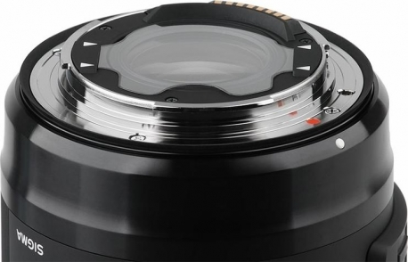 Porte filtre arrière FHR-11pour 14mm F1.8 DG HSM
