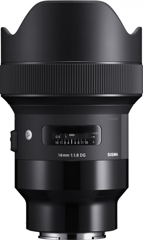 14mm F1.8 DG HSM | Art Sony E