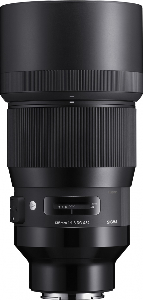 135mm F1.8 DG HSM | Art Sony E