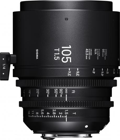 105mm T1.5 FF