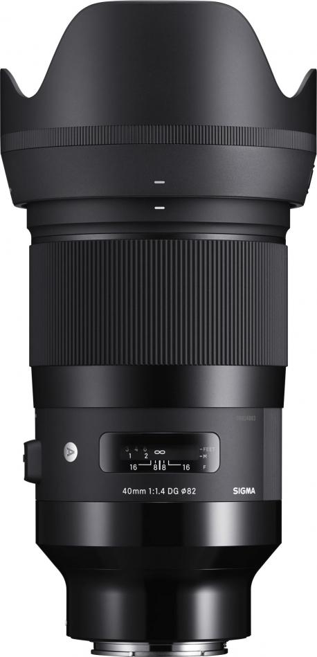 40mm F1.4 DG HSM | Art pour Sony E