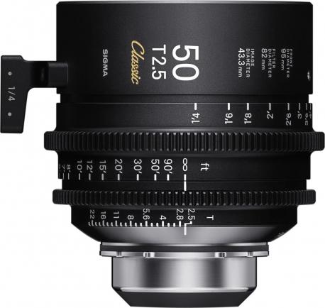 50mm T1.5 FF