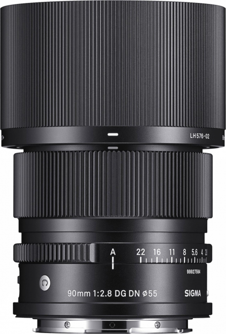 90mm F2.8 DG DN