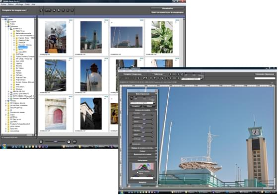 SIGMA Photo Pro dans sa version pour Windows