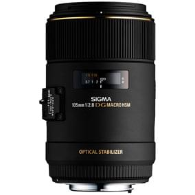 Disponible : SIGMA MACRO 105mm F2.8 EX DG OS HSM