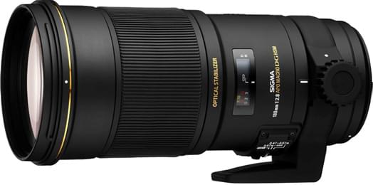 Disponible : Macro 180mm F2,8 DG APO MACRO OS HSM EX