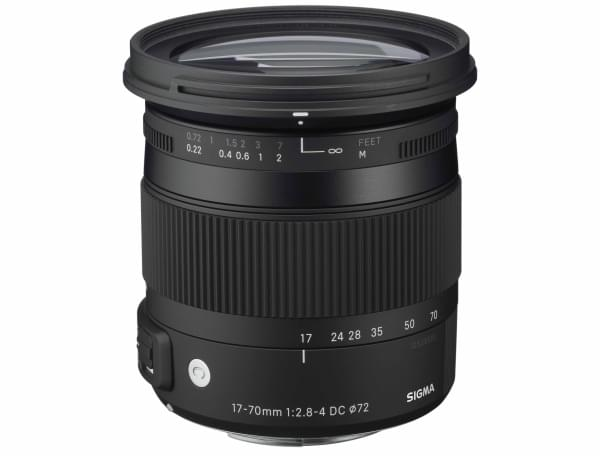 Nouveautés Photokina 2012 : 17-70mm F2.8-4 DC MACRO OS HSM