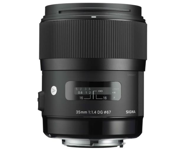 Nouveautés Photokina 2012 : 35mm F1.4 DG HSM