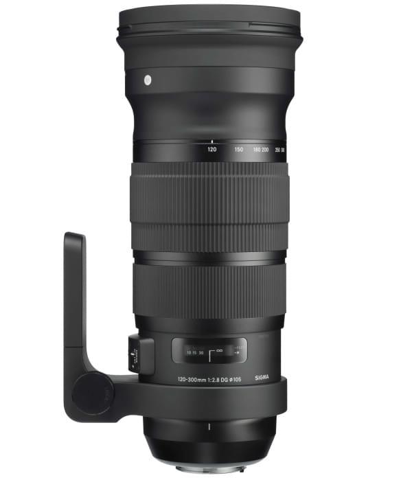 Nouveautés Photokina 2012 : 120-300mm F2.8 DG OS HSM