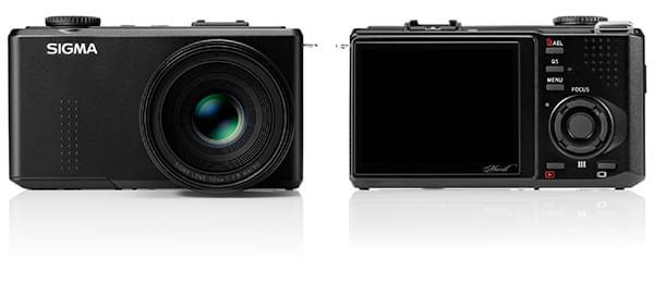 Le compact numérique expert SIGMA DP3 Merrill et sa focale équivalente 75mm