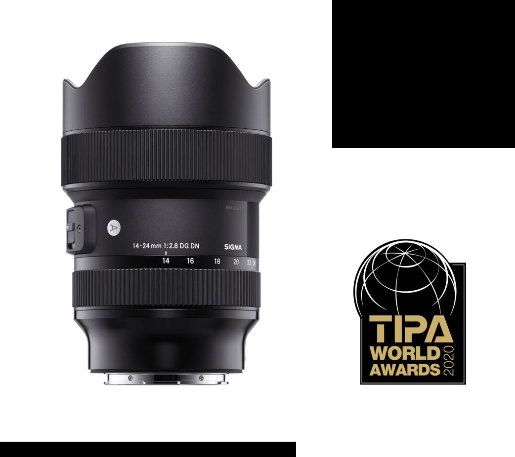 14-24mm F2.8 DG DN Art pour hybrides Plein Format