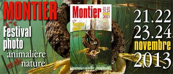 Rendez-vous pendant le festival de Montier-en-Der, du 21 au 24 novembre 2013.