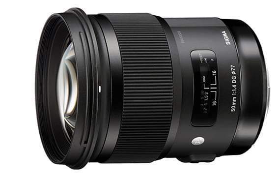 ART | 50mm F1.4 DG HSM. Une focale fixe d'exception pour votre reflex numérique