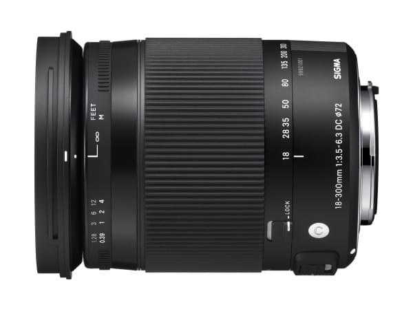 Nouveauté Photokina : 18-300mm F3.5-6.3 DC MACRO OS HSM