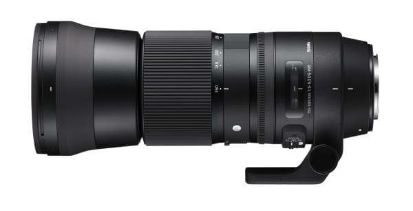 Nouveauté Photokina : SIGMA 150-600mm F5-6.3 DG OS HSM