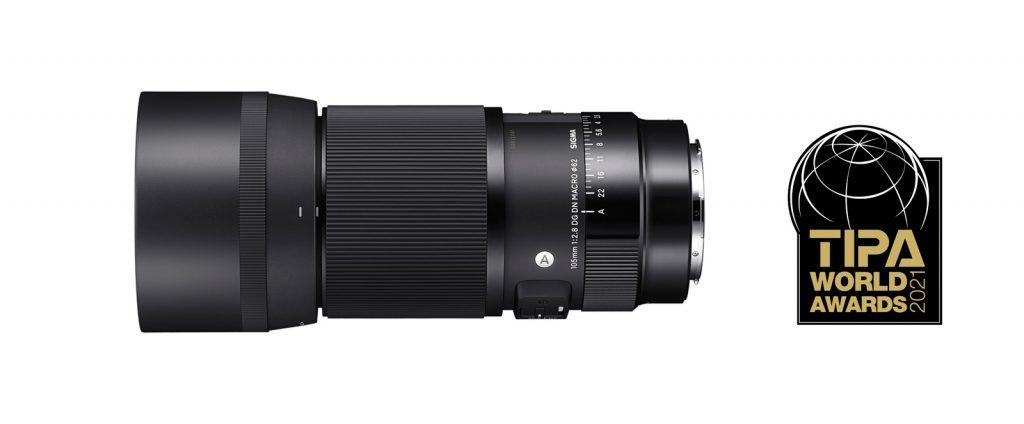 SIGMA MACRO 105mm F2.8 pour hybrides Sony et L-Mount