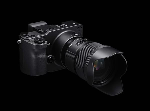Nouveau SD1 Quattro - Vue 3D