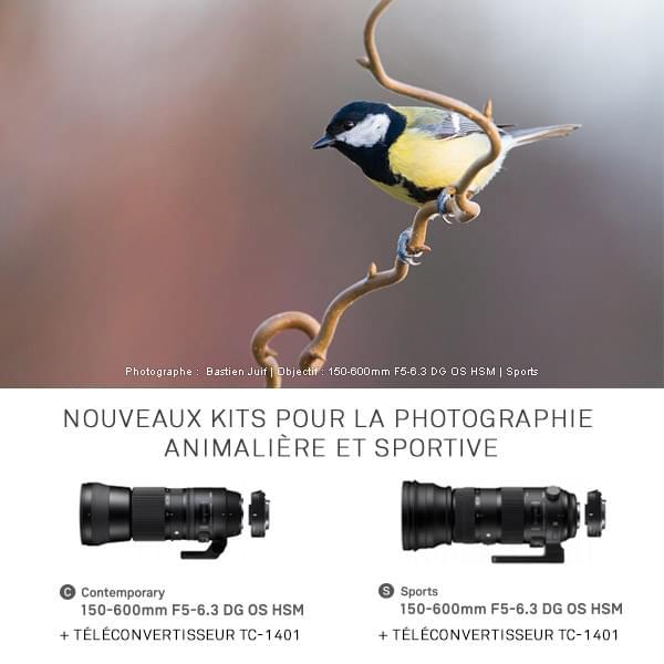 Nouveaux Kits TC-1401