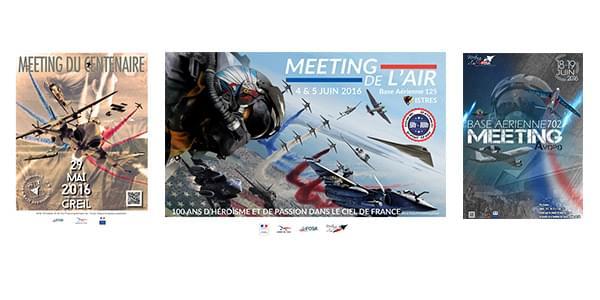 SIGMA France sera présent sur les trois meetings organisés cette année