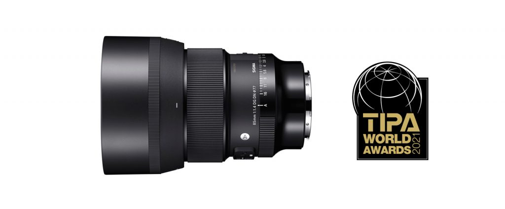 SIGMA 85mm Art pour hybrides Sony et L-Mount