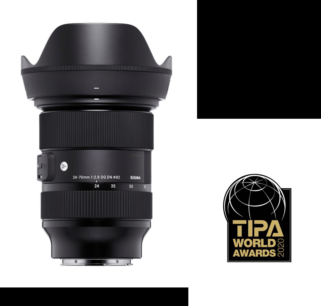 24-70mm F2.8 DG DN Art pour hybrides Plein Format