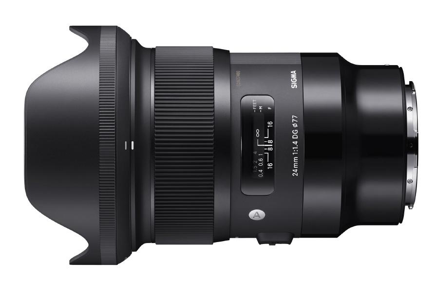 Objectifs SIGMA en monture L en collaboration avec Panasonic et Leica